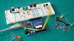 Programming Arduino with wiring